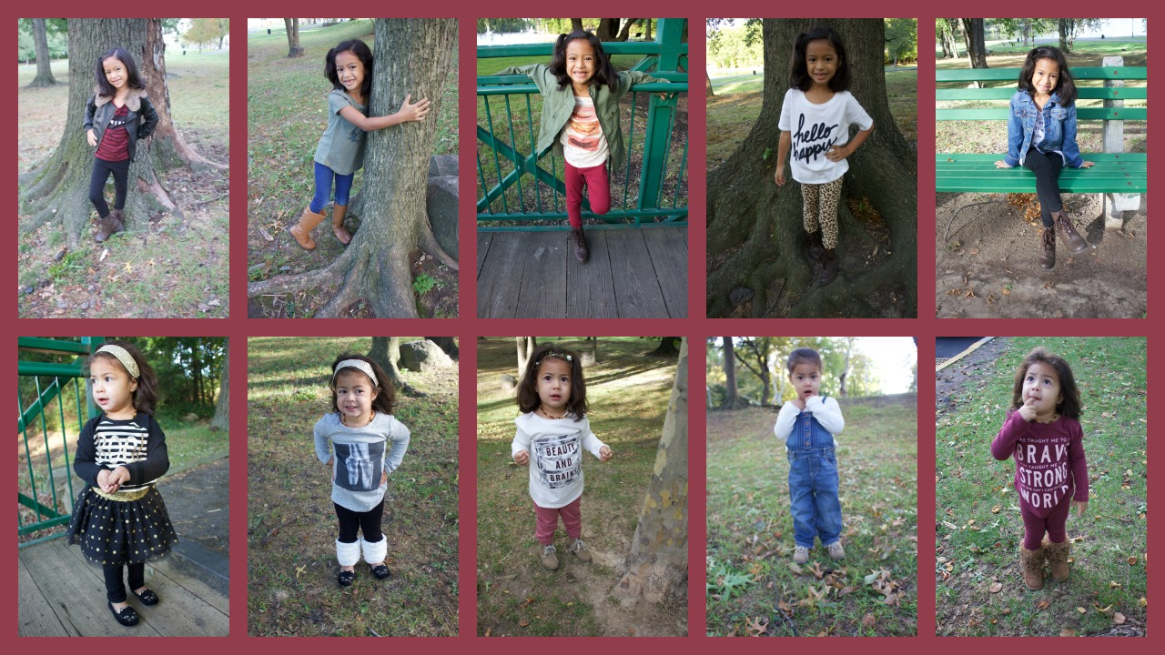 Kids Fall Lookbook 2015!