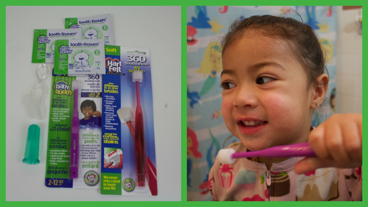 Kids Oral Care Routine & Baby Buddy Giveaway!