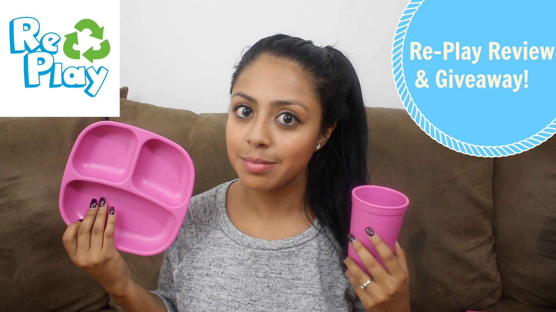 Re-Play Feeding Set Review & Giveaway!