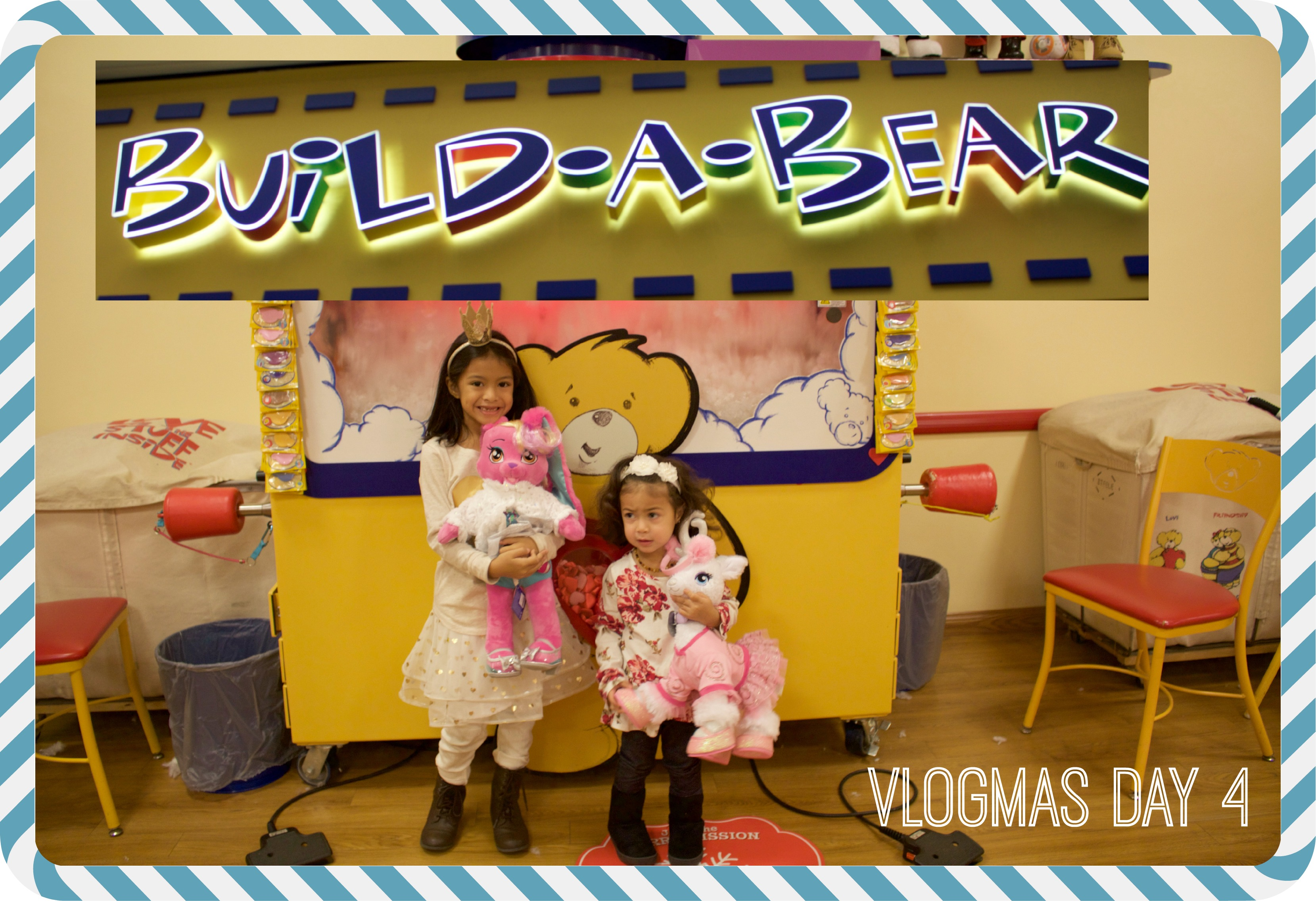 Build-A-Bear Holiday Experience