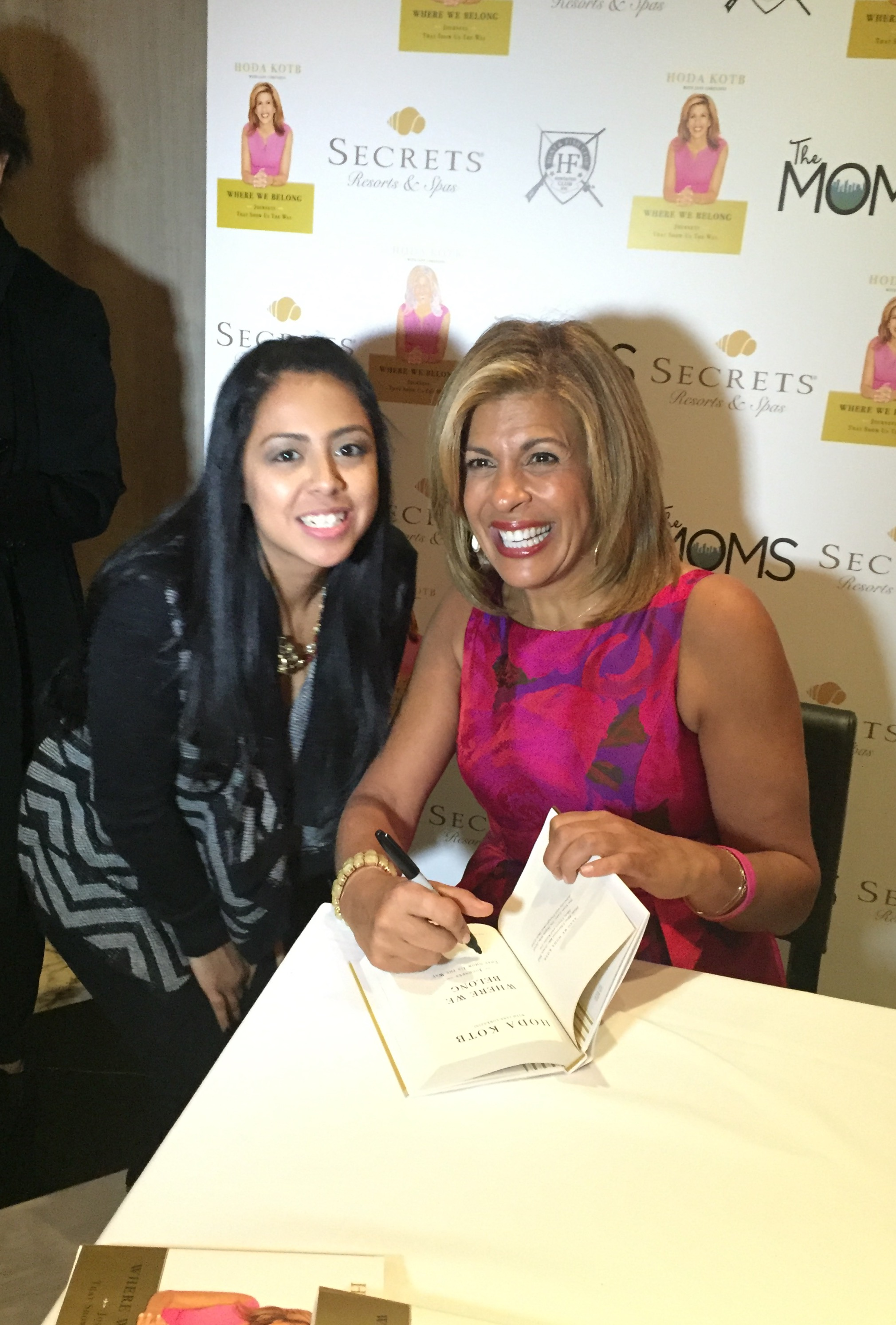 Mamarazzi Luncheon with Hoda Kotb
