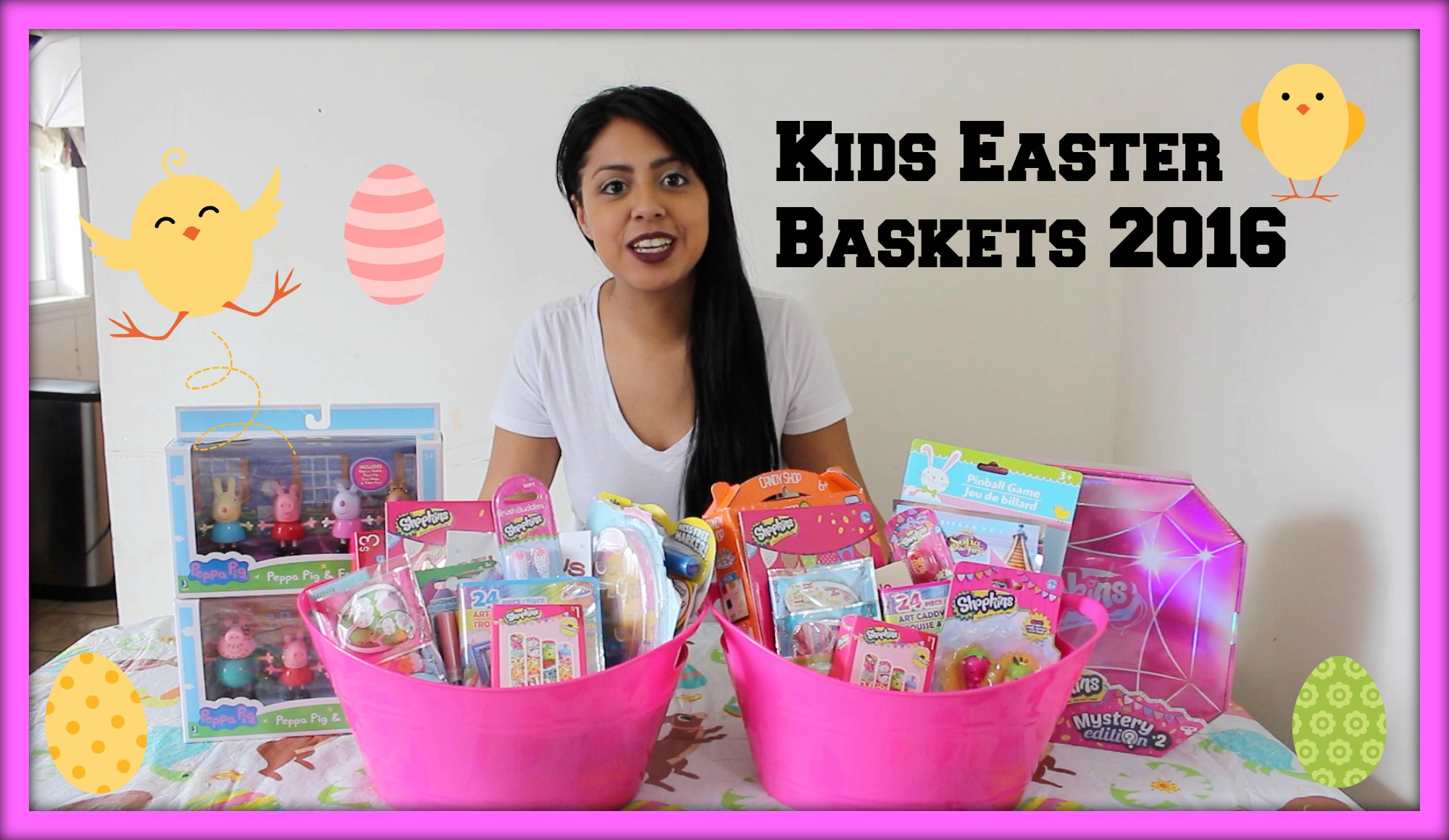 Kids Easter Basket Ideas 2016!