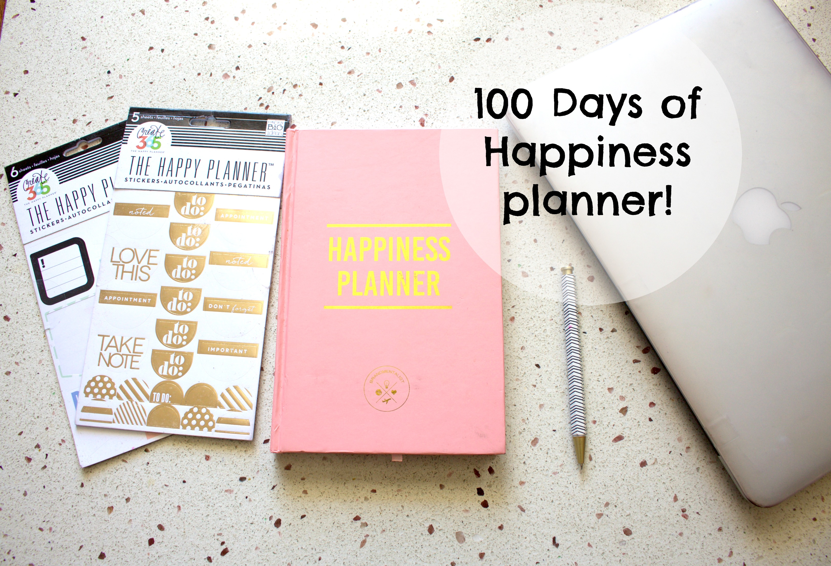Happiness Planner 1