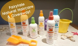 FairyTale Haircare Products and Giveaway #FairyTalesMix