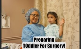 Preparing Toddler for Surgery