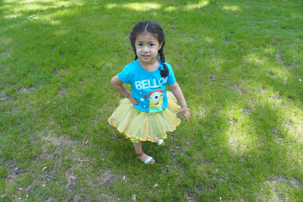minion party outfit