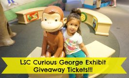 Let's Get Curious Exhibit at Liberty Science Center & Family Ticket Giveaway!