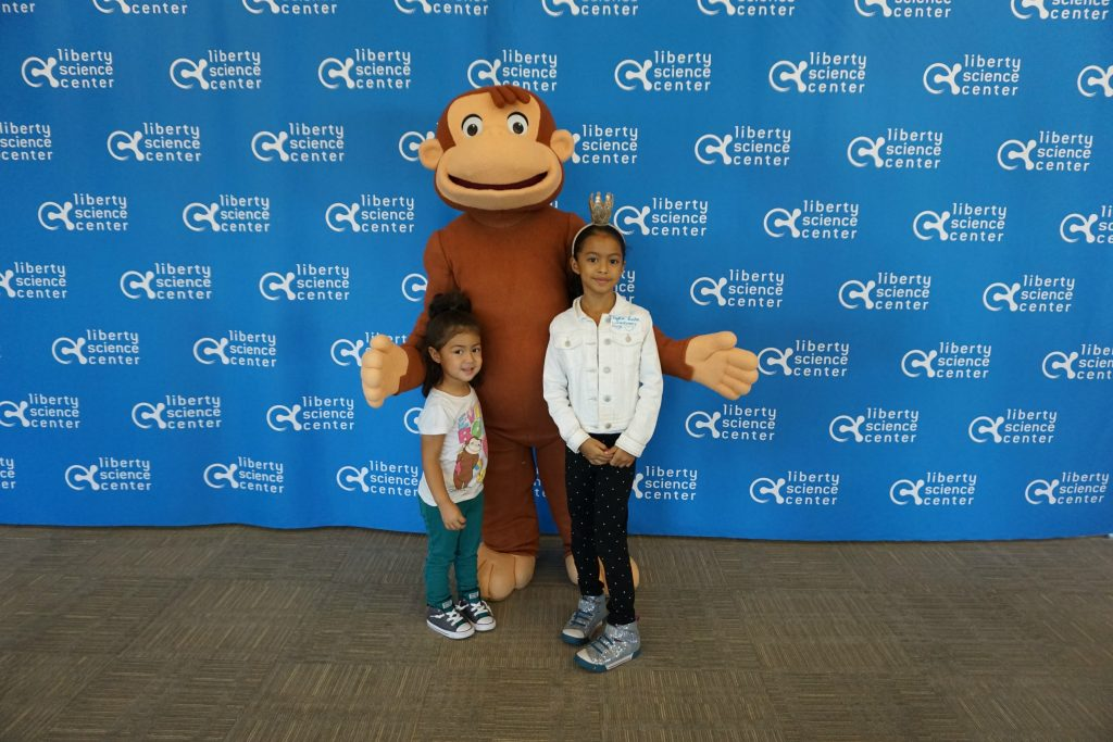 curious George exhibit