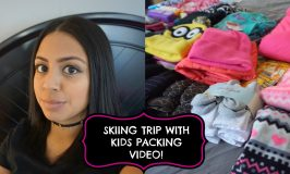 Skiing With Kids Packing Checklist!