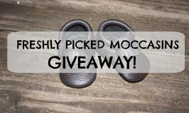 Freshly Picked Moccasins & Giveaway!