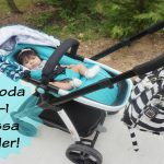 Mia Moda Marissa 3-in-1 Stroller Review!