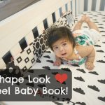 Making Tummy Time fun with Edushape Look & Feel Baby Book!