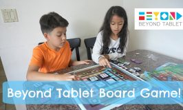 Beyond Tablet Game for kids!