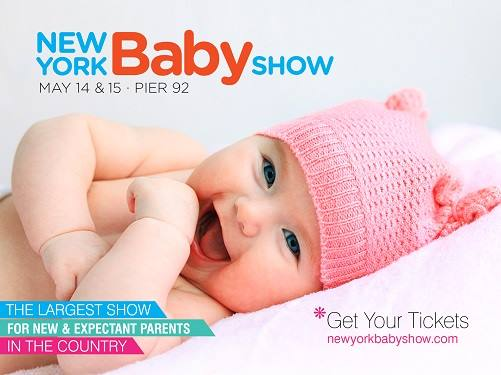 NYC Baby Show Ticket Giveaway